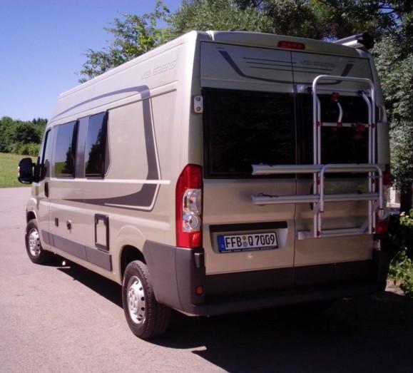 weinsberg cara bus 601k 47464555. Black Bedroom Furniture Sets. Home Design Ideas